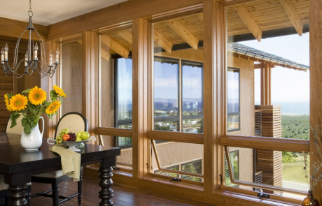 Replacement Wood Window