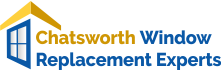 Door & Window Replacement Chatsworth Sticky Logo